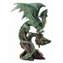Figurine Dragon vert