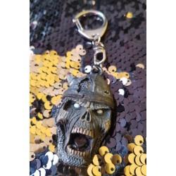 Porte-clés Zombie