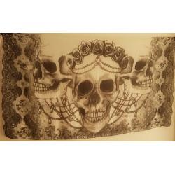 Foulard gothique