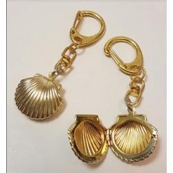 Porte-clés Coquillage