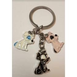 Porte-clés Dalmatiens