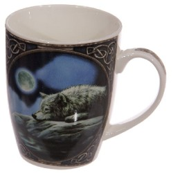 Mug Loup allongé
