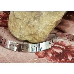 Bracelet acier Homme scorpion