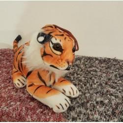 peluche  tigre / léopard