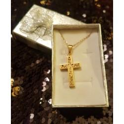 Croix ciselée