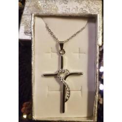 Croix stylée