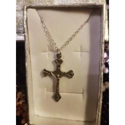 Croix avec le Christ