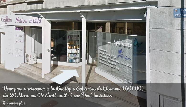Boutique éphémère Clermont (60)
